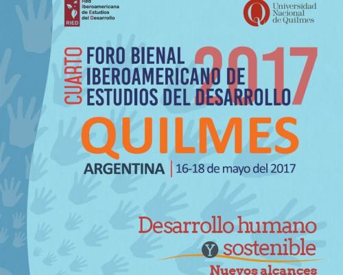 Cuarto Foro Bienal Iberoamericano de Estudios del Desarrollo – RIED