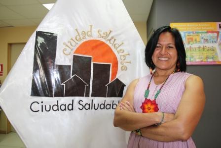 Experta peruana disertará mañana en el departamento de Flores, sobre Ciudades Sustentables y Saludables