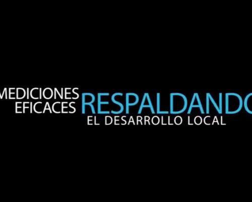 """Video del Proyecto de cooperación técnica y científica """"Mediciones Eficaces Respaldando el Desarrollo Local"""""""