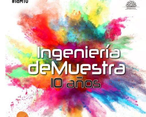 Ingeniería deMuestra – 10 años – Tacuarembó 19 y 20 de octubre