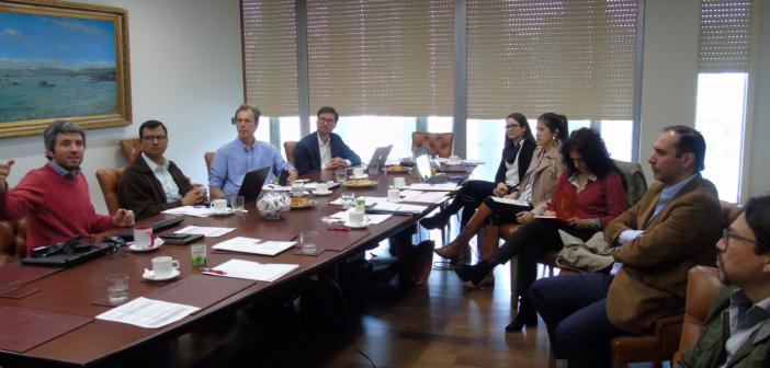 Primer encuentro de investigadores a cargo del Informe Latinoamericano de Desarrollo Regional