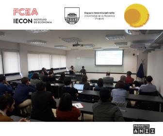 Se realizó el seminario «Desarrollo económico regional y descentralización política y fiscal en Uruguay»