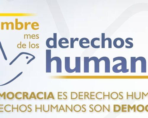Mes de los Derechos Humanos y Mesa para la Paz en Tacuarembó