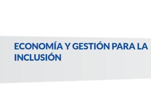 Continúan abiertas las postulaciones para el posgrado Economía y Gestión para la Inclusión