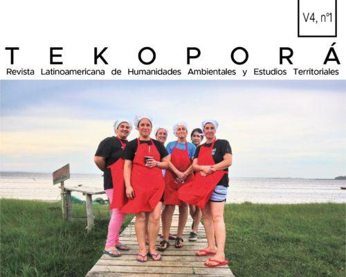 Convocatoria a envío de artículos para la revista Tekoporá